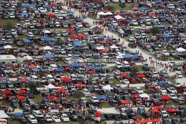 biggest tailgate in the world