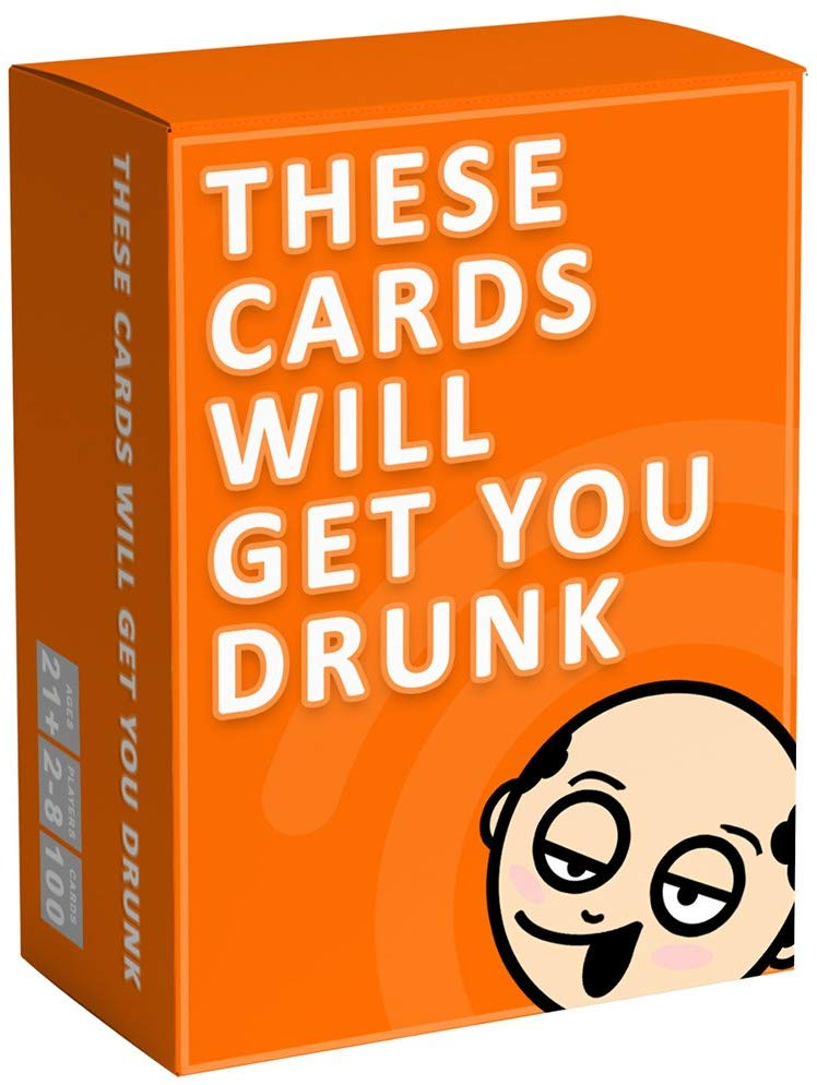 These cards will get you drunk fun indoor drinking game best drinking card games