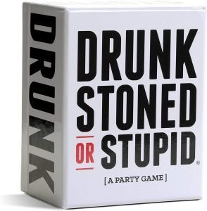 drunk stoned or stupid drinking card games