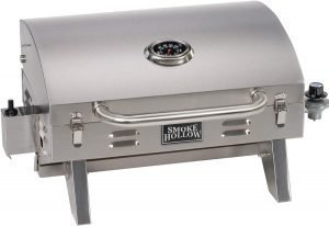 smoke hollow tailgate grill